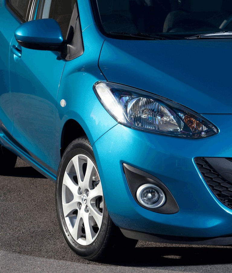 2010 Mazda 2 291572