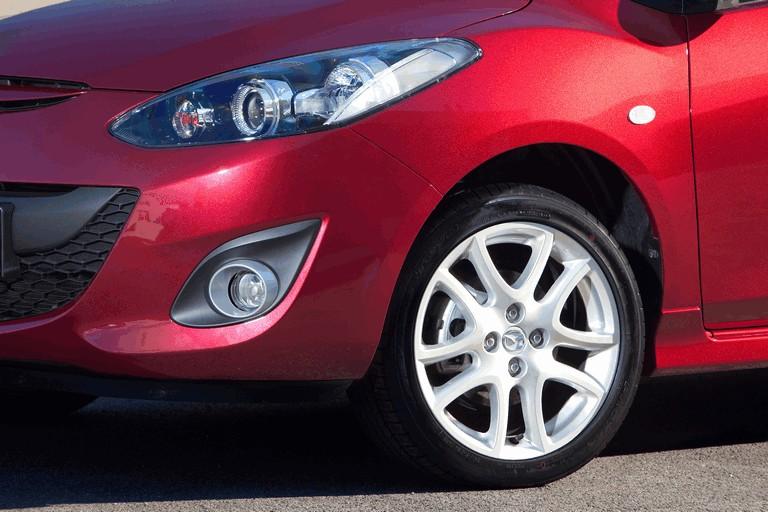 2010 Mazda 2 291573