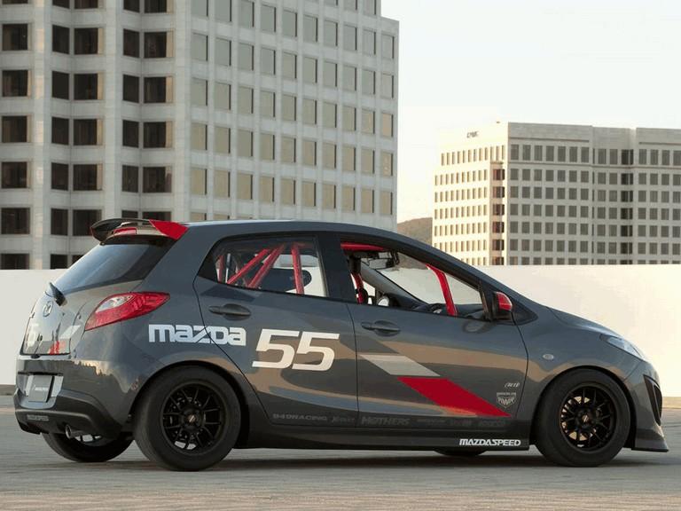 2010 Mazda 2 Evil Track concept 291575