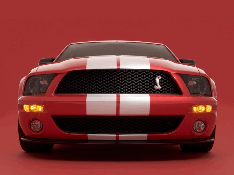 2005 Ford Mustang Shelby GT500 Cobra 206289
