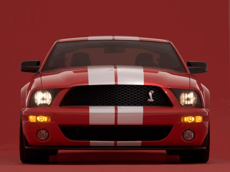 2005 Ford Mustang Shelby GT500 Cobra 206290