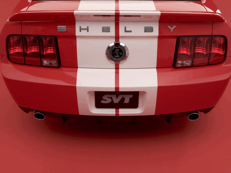 2005 Ford Mustang Shelby GT500 Cobra 206296