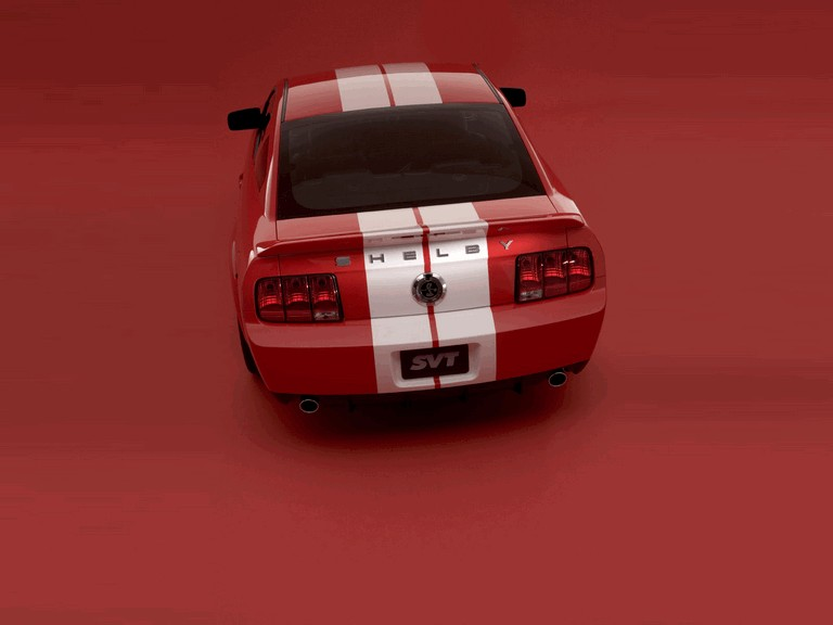 2005 Ford Mustang Shelby GT500 Cobra 206297