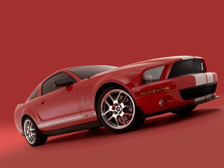 2005 Ford Mustang Shelby GT500 Cobra 206300