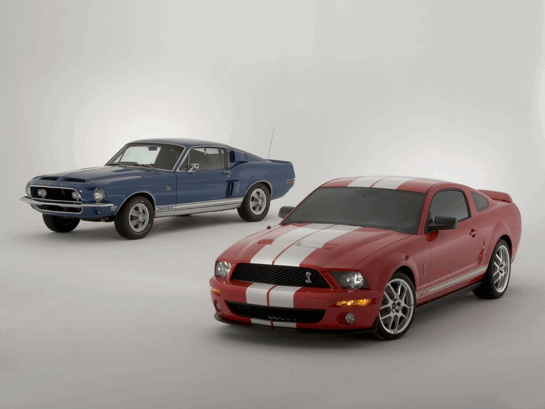 2005 Ford Mustang Shelby GT500 Cobra 206301