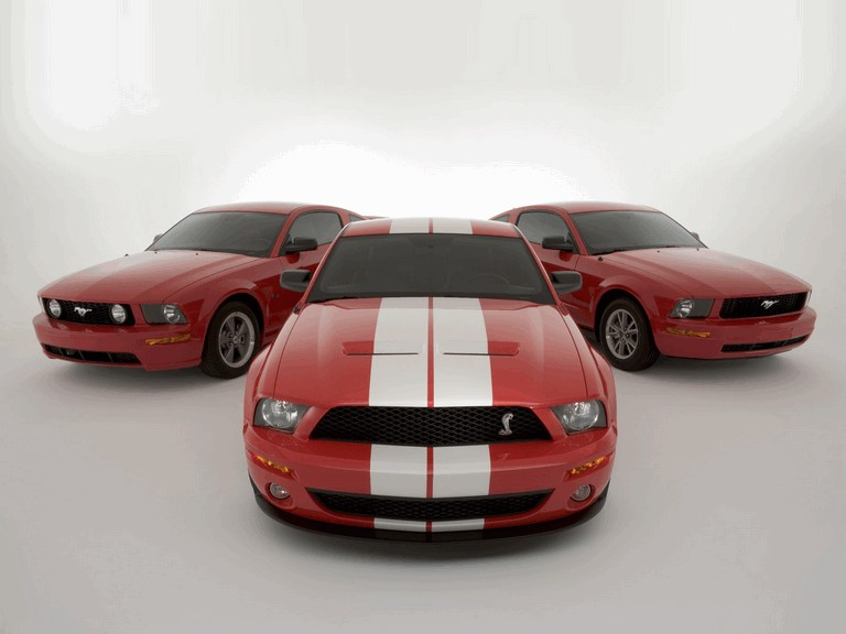 2005 Ford Mustang Shelby GT500 Cobra 206305