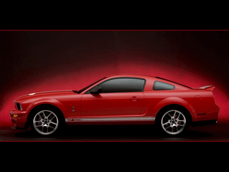 2005 Ford Mustang Shelby GT500 Cobra 206306