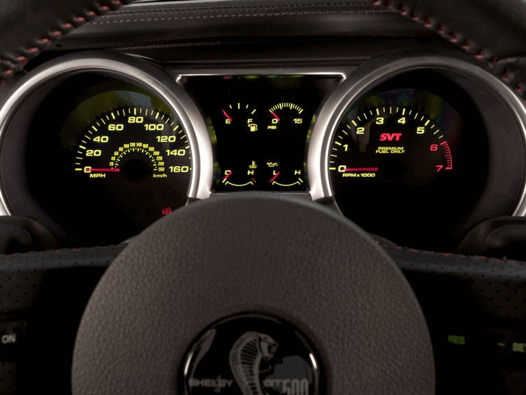 2005 Ford Mustang Shelby GT500 Cobra 206323