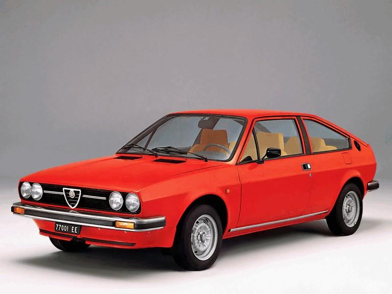 1976 Alfa Romeo Alfasud Sprint 291640