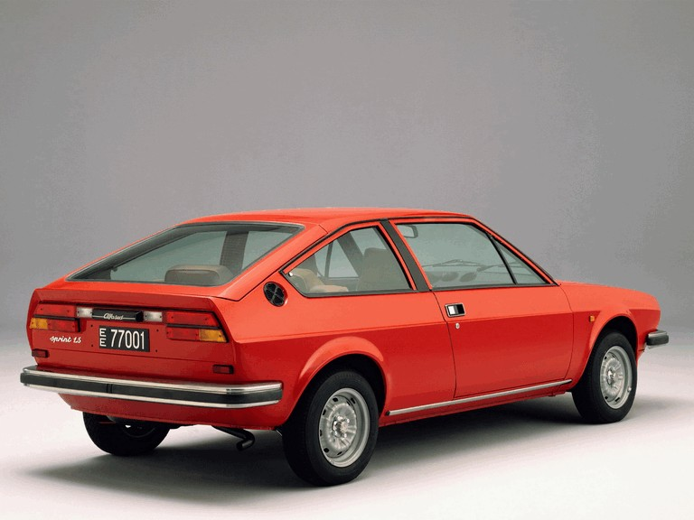 1976 Alfa Romeo Alfasud Sprint 291642