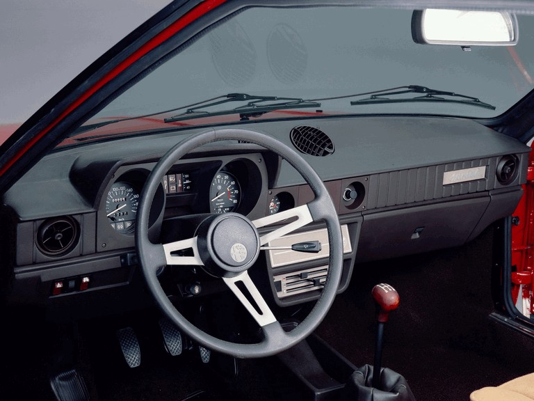 1976 Alfa Romeo Alfasud Sprint 291644