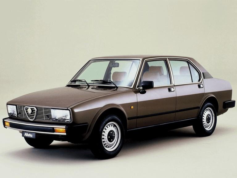 1982 Alfa Romeo Alfetta 291671