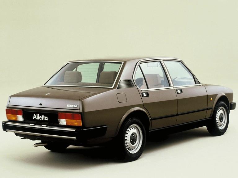1982 Alfa Romeo Alfetta 291672