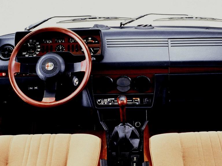 1982 Alfa Romeo Alfetta 291674