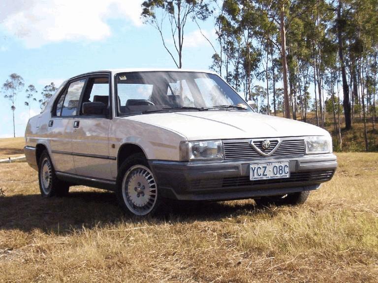 1984 Alfa Romeo 90 2.5 V6 291681