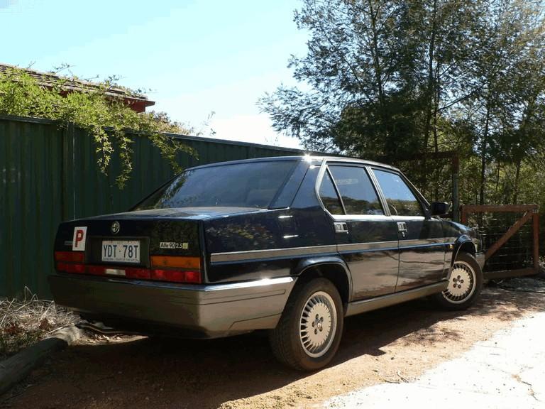 1984 Alfa Romeo 90 2.5 V6 291684