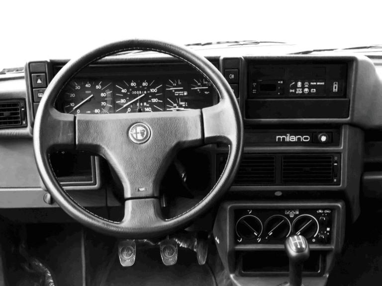 1986 Alfa Romeo Milano ( 161 ) 291687