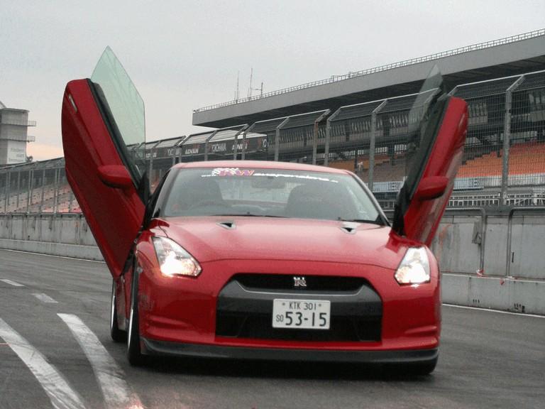 2009 Nissan GT-R ( R35 ) by LSD 291775