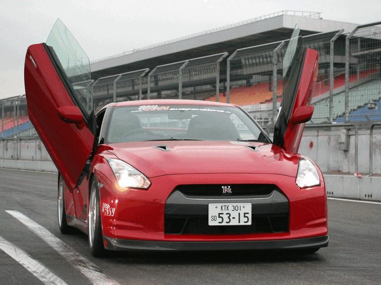2009 Nissan GT-R ( R35 ) by LSD 291776