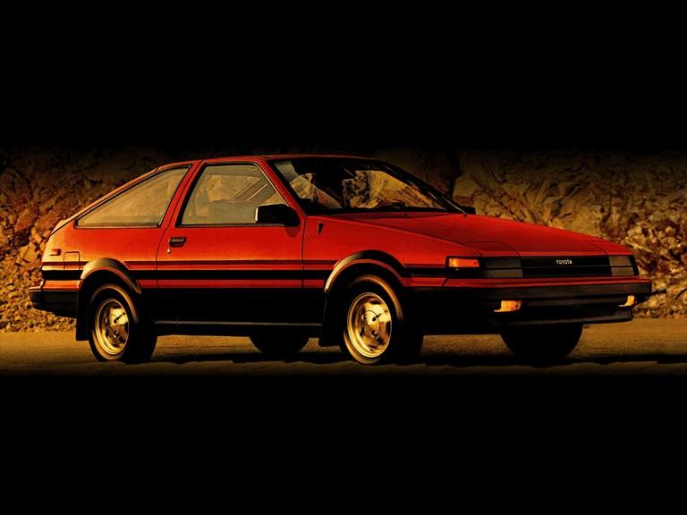 1984 Toyota Corolla SR5 sport liftback ( AE86 ) 291928