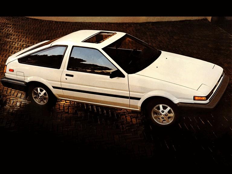 1984 Toyota Corolla SR5 sport liftback ( AE86 ) 291929