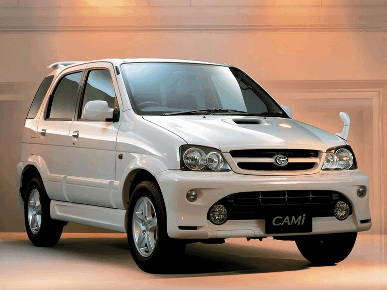 1999 Toyota Cami 291948