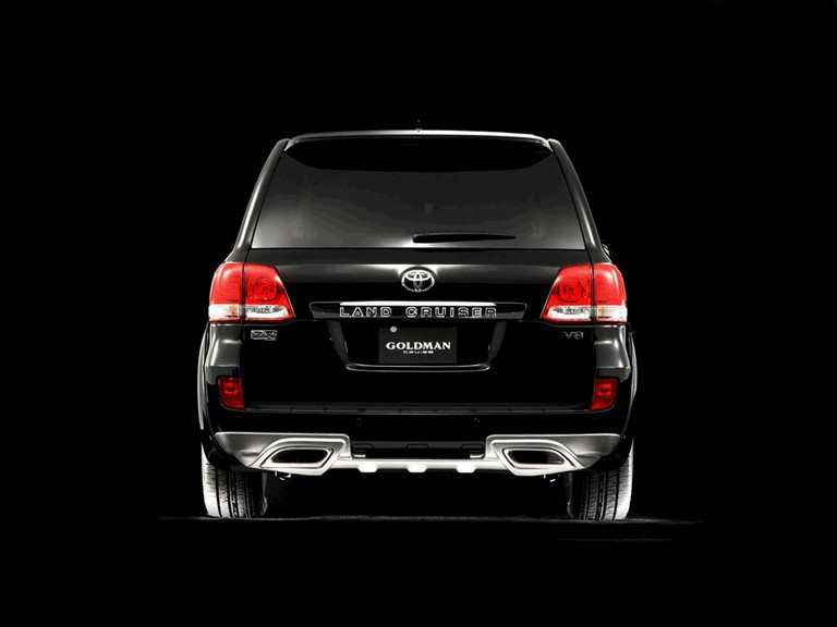 2007 Toyota Land Cruiser 200 ZX V8 Goldman Cruise by DAMD 291986
