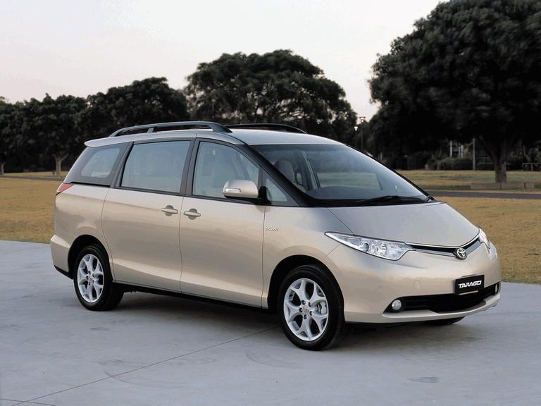 2007 Toyota Tarago 291988