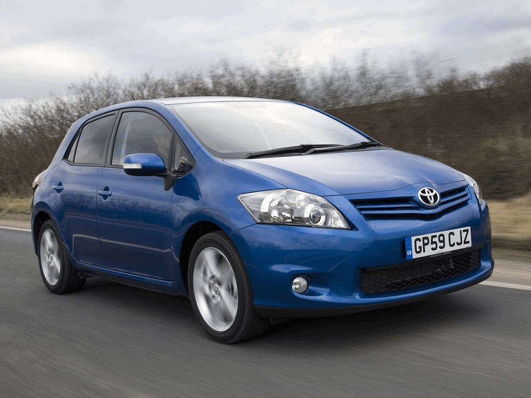 2010 Toyota Auris - UK version 291994