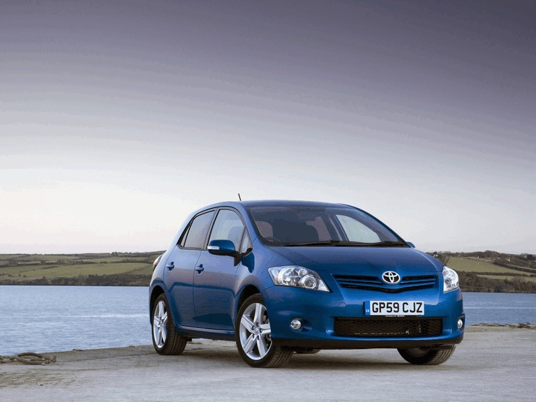 2010 Toyota Auris - UK version 291995