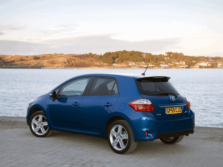 2010 Toyota Auris - UK version 291997
