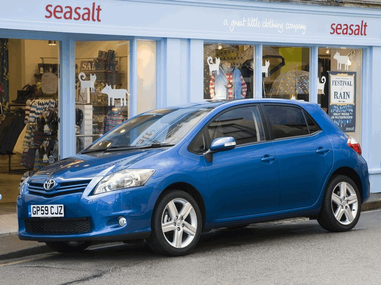 2010 Toyota Auris - UK version 292000