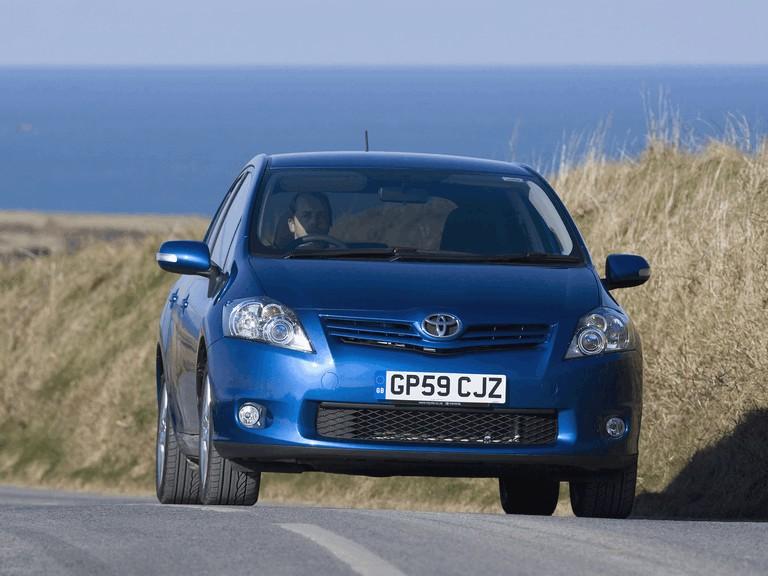 2010 Toyota Auris - UK version 292004