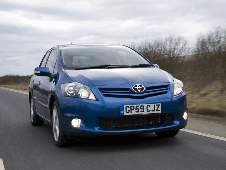 2010 Toyota Auris - UK version 292005