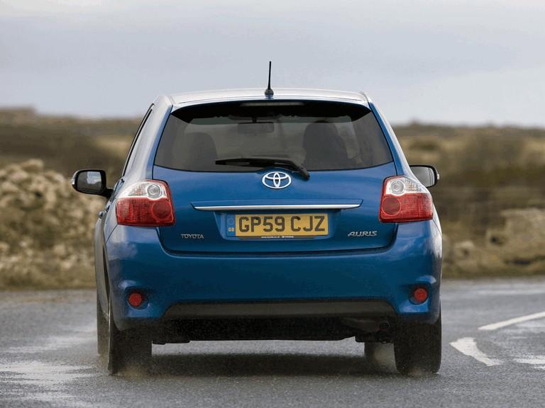2010 Toyota Auris - UK version 292009