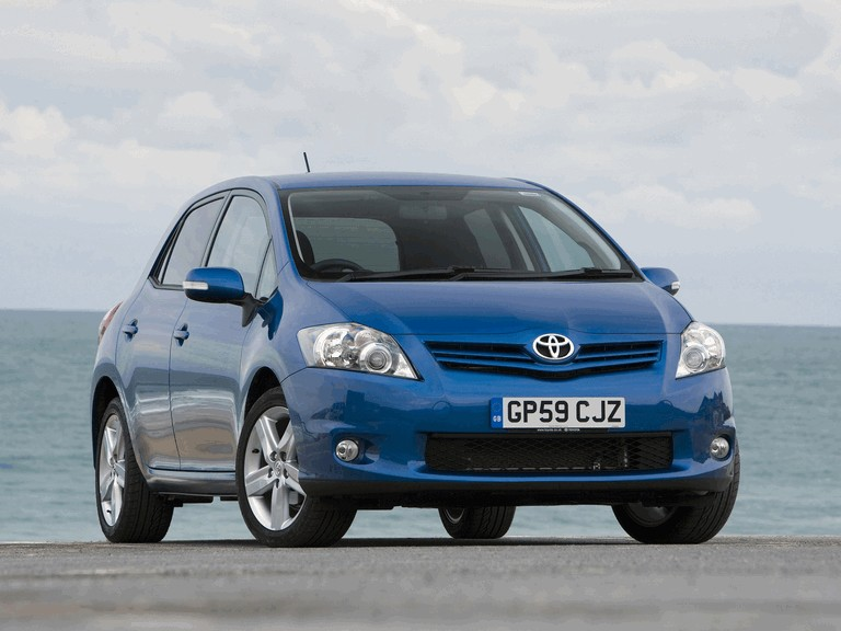 2010 Toyota Auris - UK version 292010