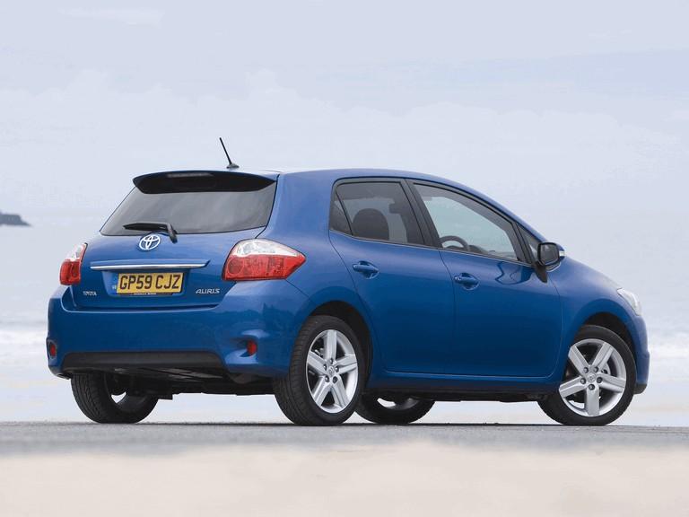 2010 Toyota Auris - UK version 292016
