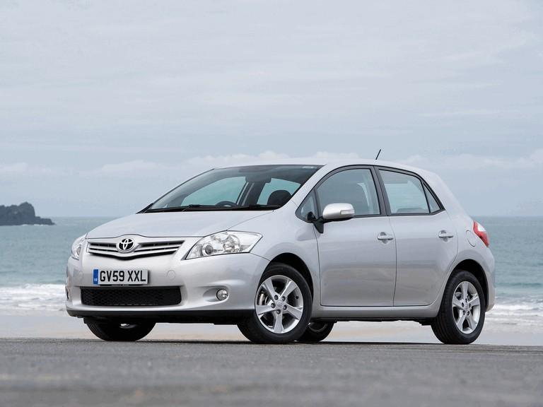2010 Toyota Auris - UK version 292020