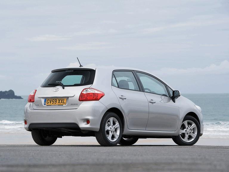 2010 Toyota Auris - UK version 292022