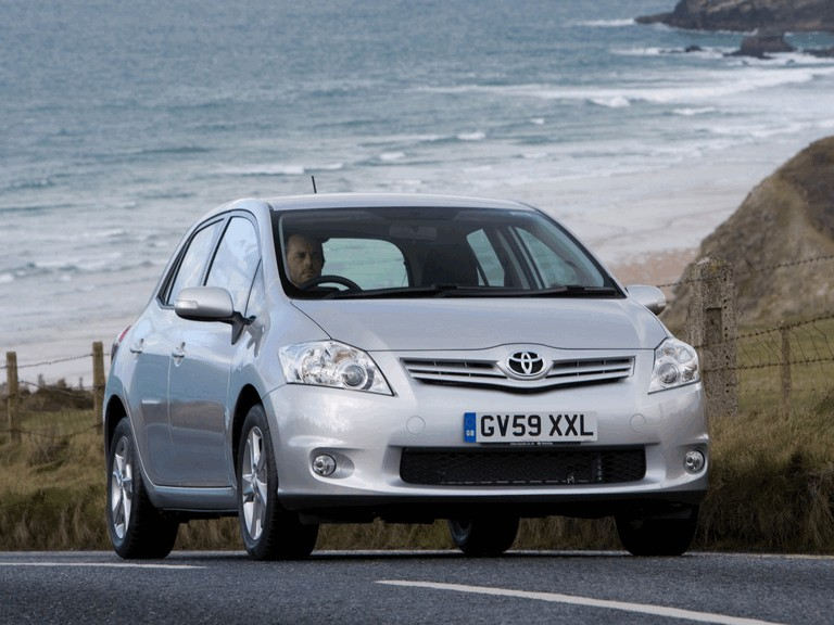 2010 Toyota Auris - UK version 292023