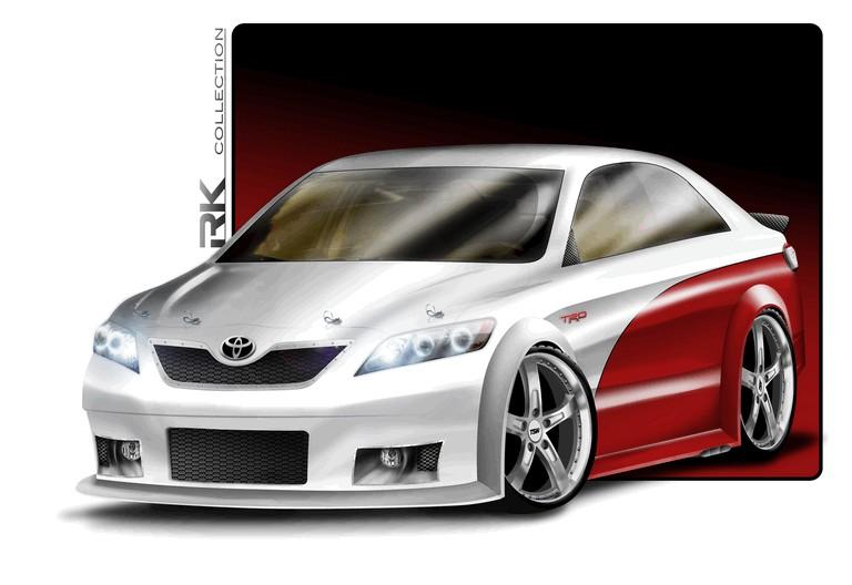 2010 Toyota Camry NASCAR Edition ( SEMA ) 292031