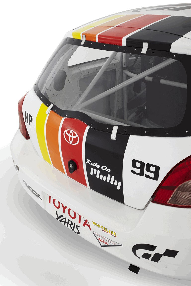 2010 Toyota Yaris GT-S Club Racer ( SEMA ) 292084