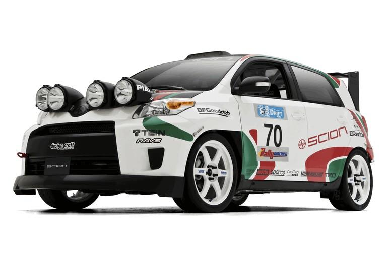 Scion Tc 0-60 >> 2010 Scion Xd Rally By 0 60 Magazine Free High Resolution