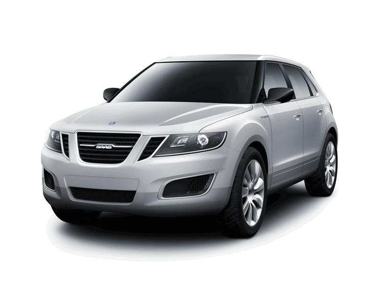 2010 Saab 9-4X BioPower concept 292163