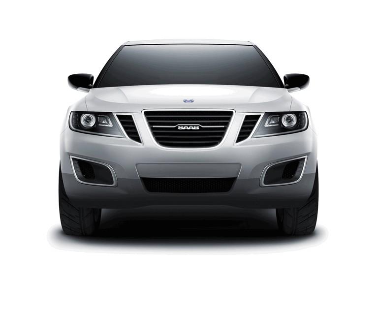 2010 Saab 9-4X BioPower concept 292164