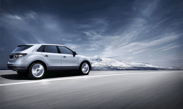 2010 Saab 9-4X BioPower concept 292170