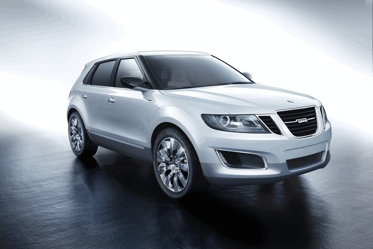 2010 Saab 9-4X BioPower concept 292173