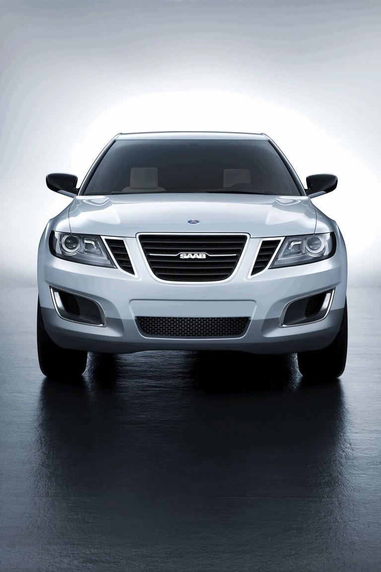 2010 Saab 9-4X BioPower concept 292174
