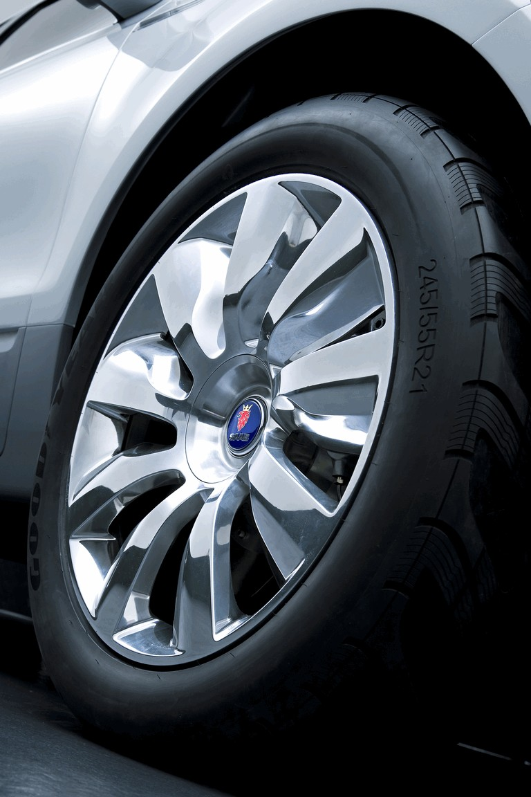 2010 Saab 9-4X BioPower concept 292196
