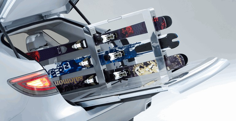 2010 Saab 9-4X BioPower concept 292200